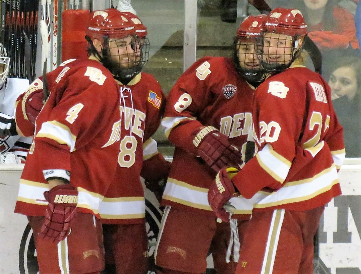 Weekend Preview Keep An Eye On These College Hockey Games View