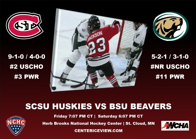 Huskies to Face In-State Rival Bemidji State this Weekend